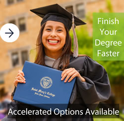 Learn more about accelerated degree options